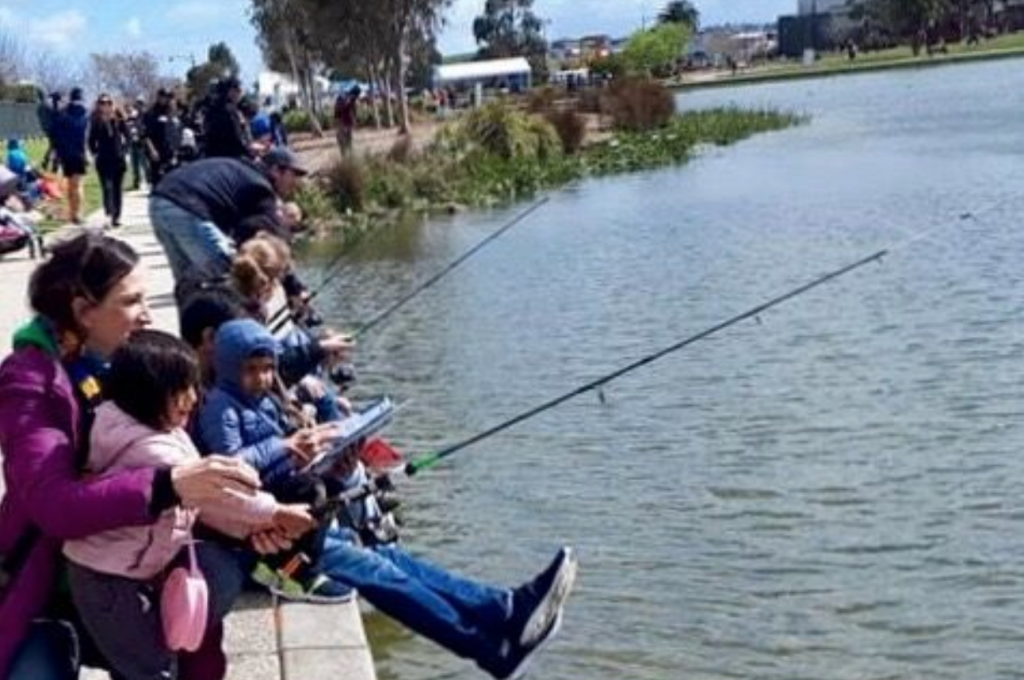 Spring into kids fishing events