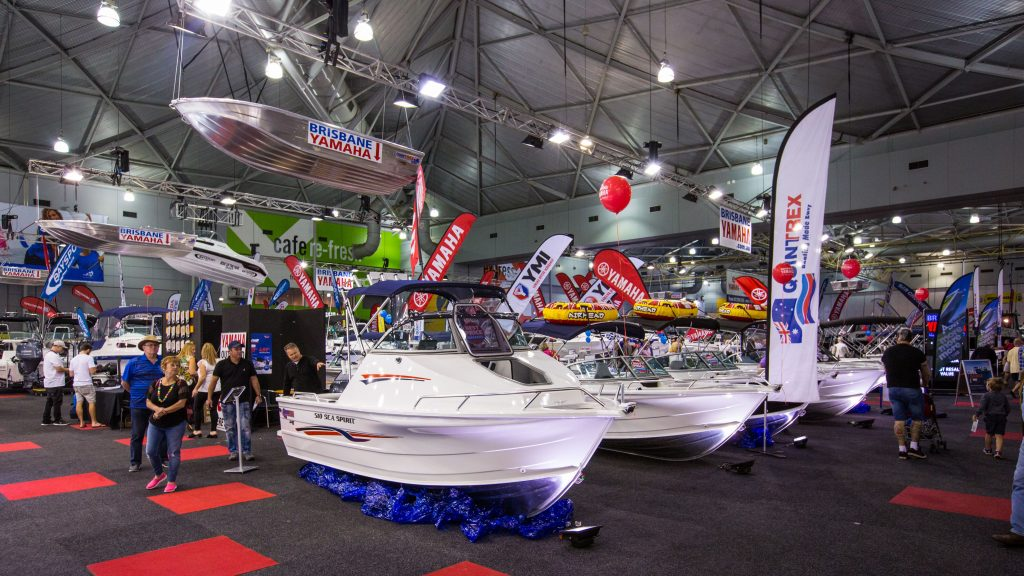 Serious business and leisure at Brisbane Boat Show