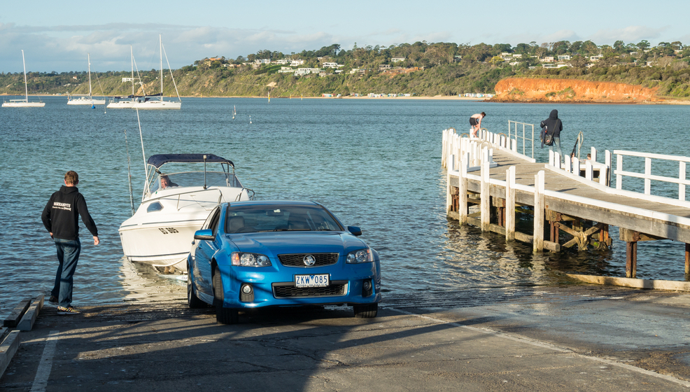 Public Boat Ramp fees abolished in Victoria