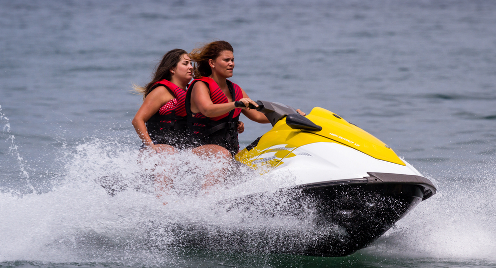 New rule for jet ski riders on Port Phillip
