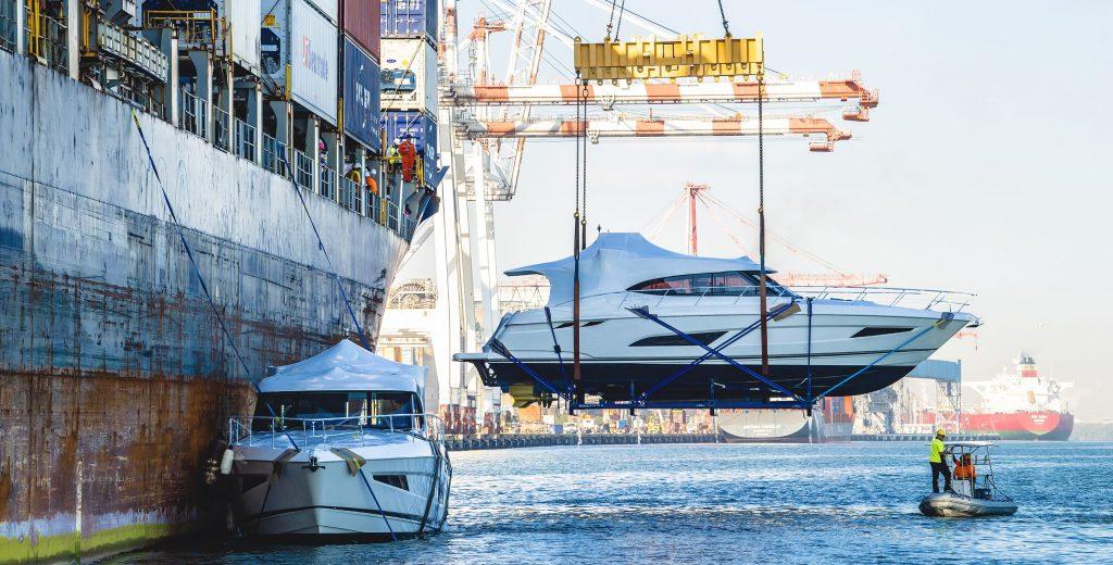 Transport figures show boat exports buoyant