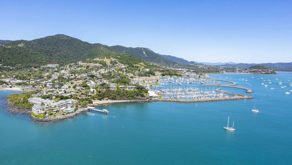 Highest gold rating to Queensland marina