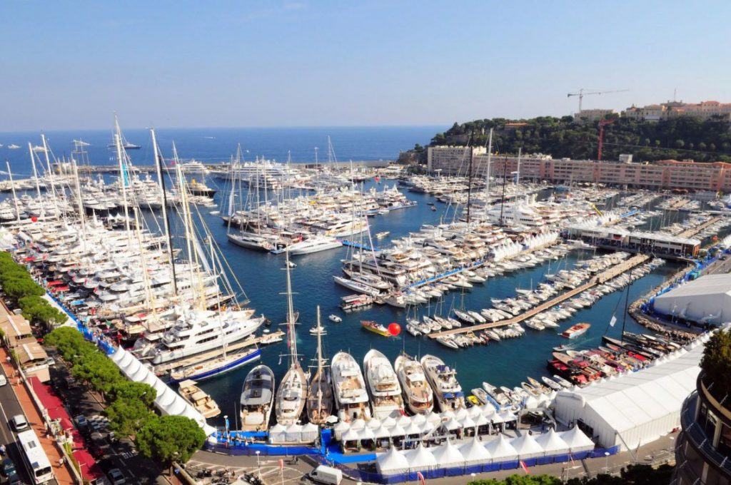 Australia collaborates at the Monaco Yacht Show