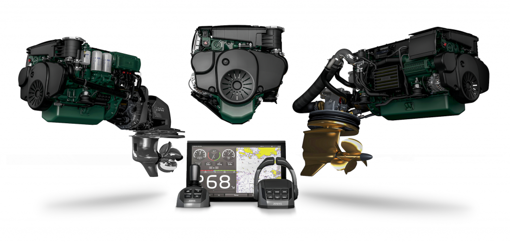 Volvo Penta wins IBEX Innovation Award