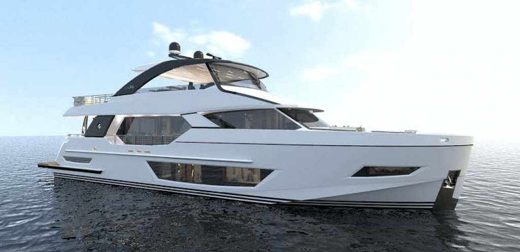 Ocean Alexander launches the next Revolution