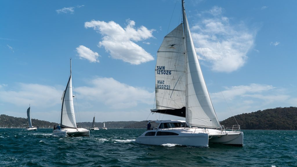 Seawind Pittwater Regatta full of surprises