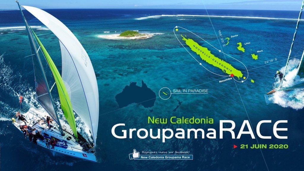 Looking beyond to New Caledonia Groupama Race