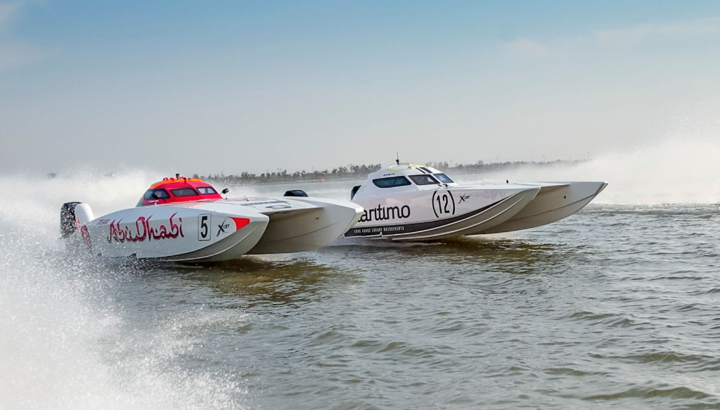 Two out of three for Maritimo at World Championship in Shanghai