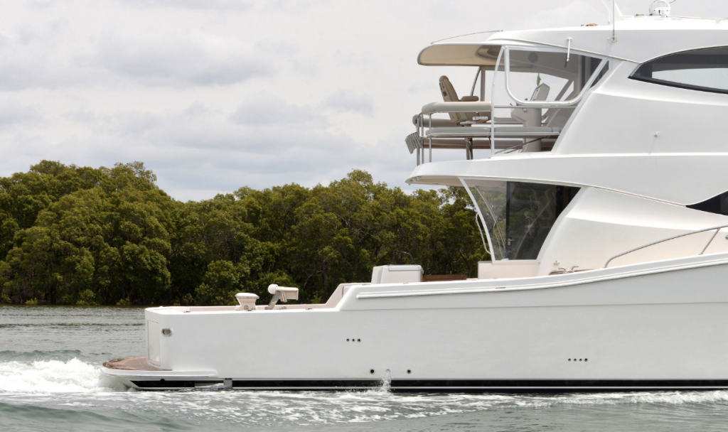 Maritimo sets sight on the future and adds Maritimo One