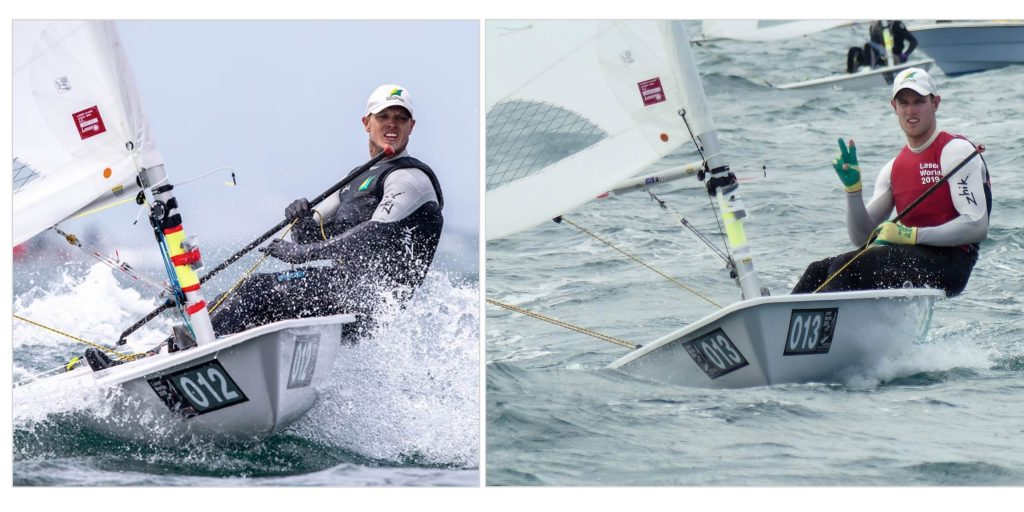 Sailing duo finalists in AIS Awards