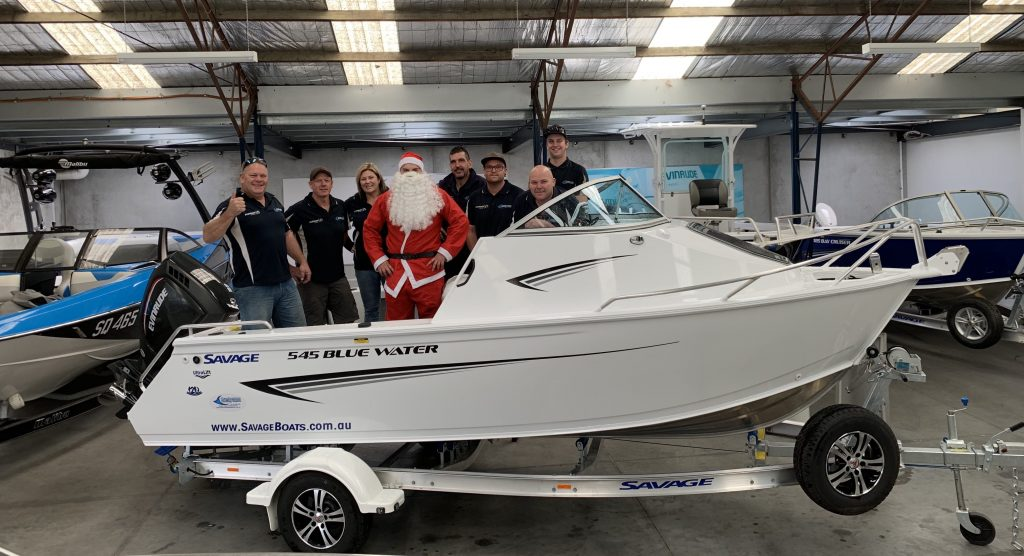 Savage Boats appoints Cranbourne Boating