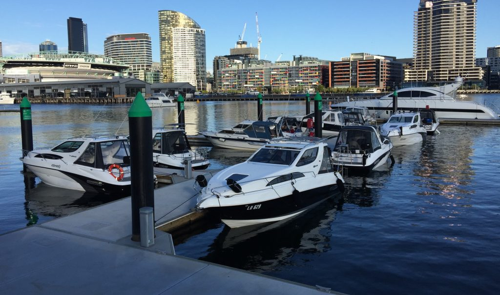 Melbourne City Marina to host National Whittley Regatta