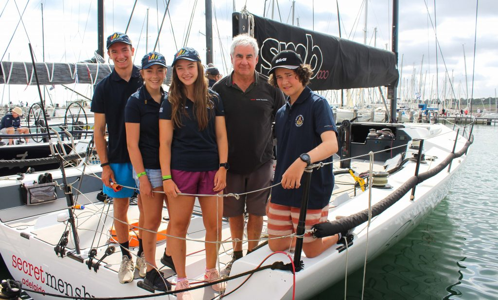 Sights set on Youth World's after Festival of Sails wraps up
