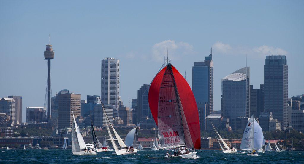 Anniversary Sydney Harbour Regatta open for business