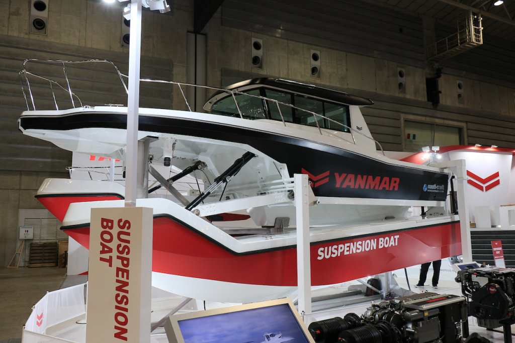 Yanmar and Nauti-Craft Sign Technology Transfer Agreement