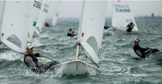 Five Olympic medallists to compete at Laser World Champs in Melbourne