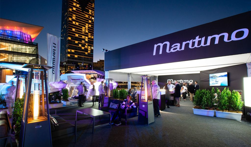 Maritimo's excellence on Display in Miami