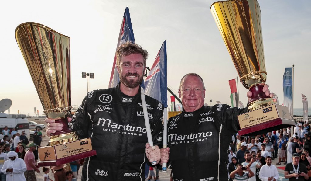 Maritimo works to defend World Championship