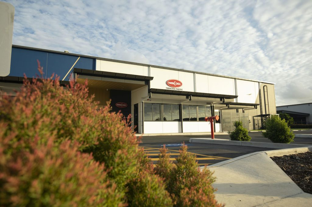 Twin Disc Pacific gears for growth with new HQ