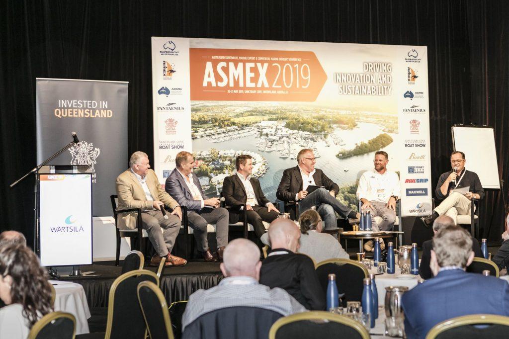 ASMEX attracts top industry speakers