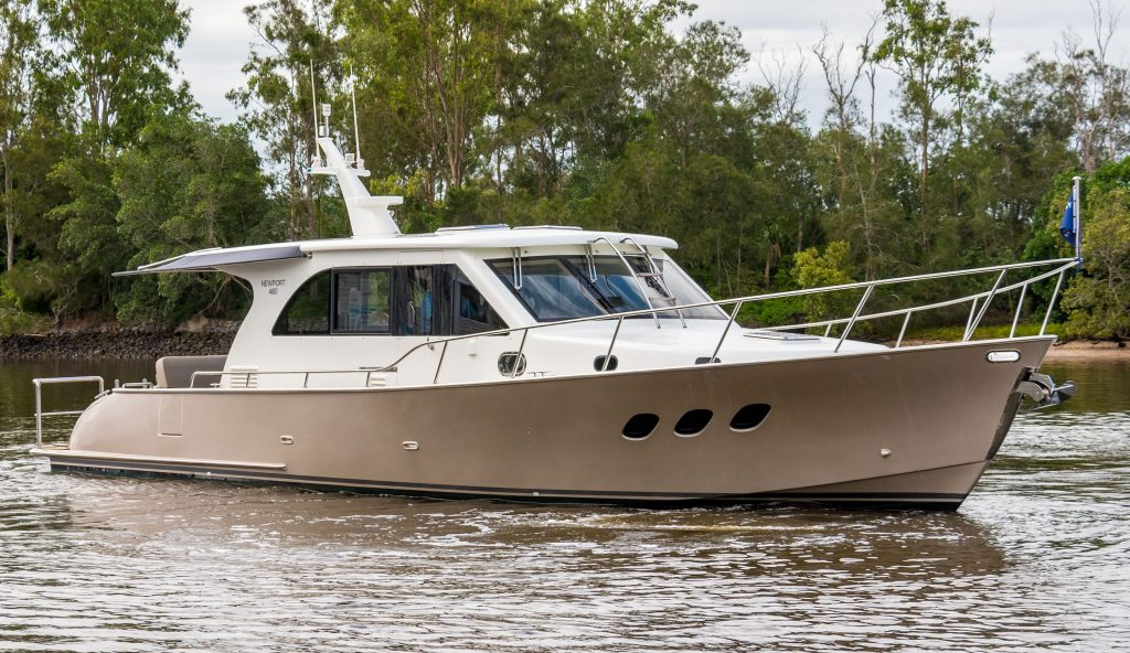 Island Gypsy 2-cabin to suit cruising families