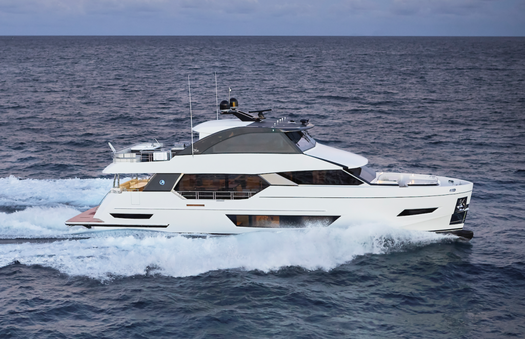 Ocean Alexander 26R meets every boating need