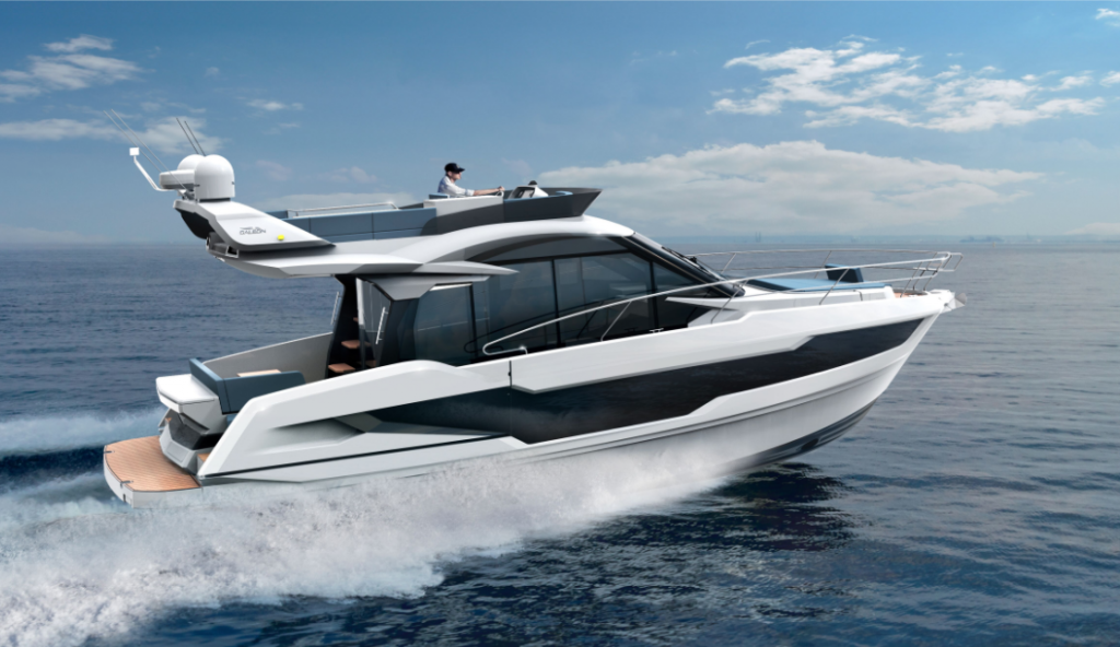 Galeon extends range and reach