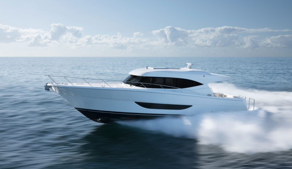 Maritimo's customisation division a hit with fishers