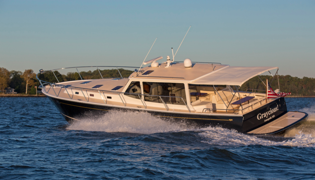 Propspeed Partners with MJM Yachts
