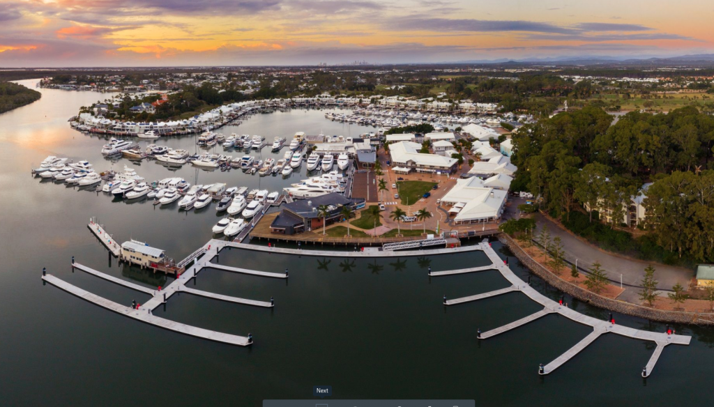 Sanctuary Cove completes stage one of marina upgrade