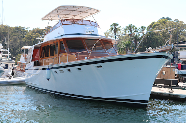 Halvorsen refit brings 21st Century power to 70's classic
