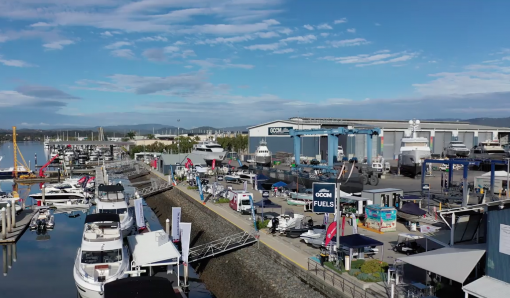 Gold Coast swings back into boat show mode