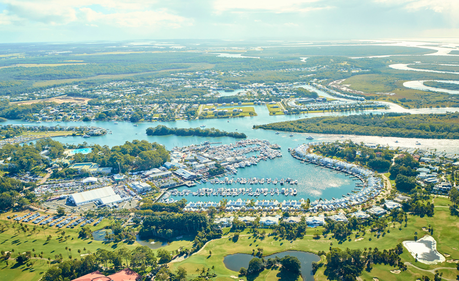 Premier brands shore up space at Sanctuary Cove Boating Festival