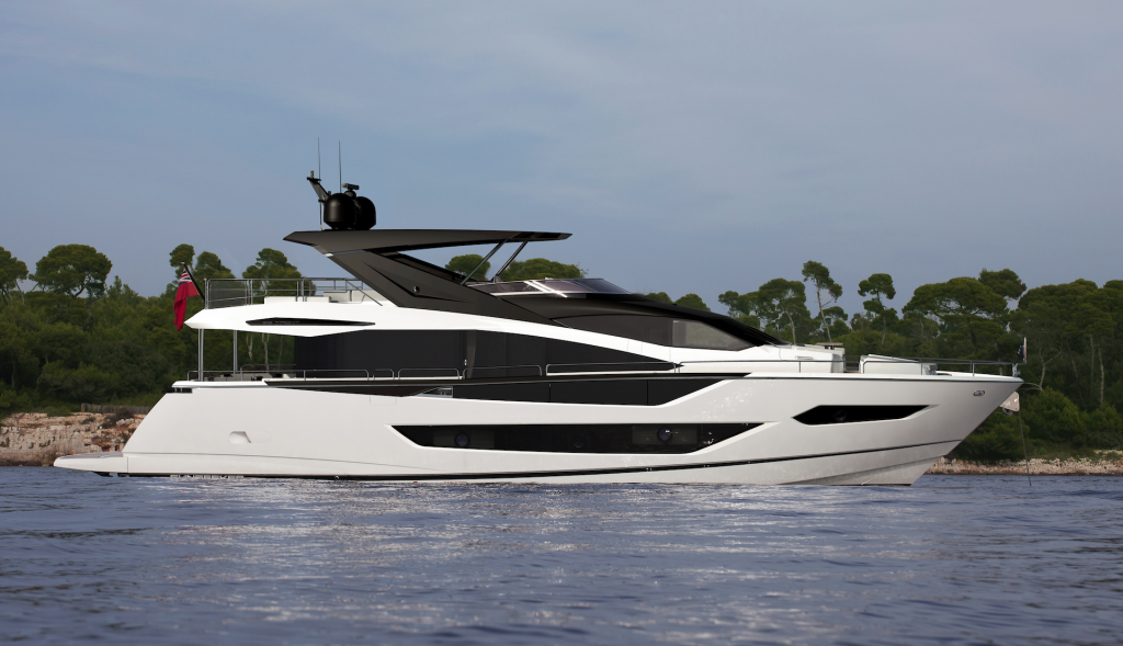 Luxury personified – introducing Sunseeker's new 88 Yacht
