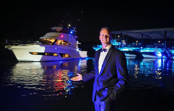 Riviera 50 Sports Motor Yacht – World Premiere