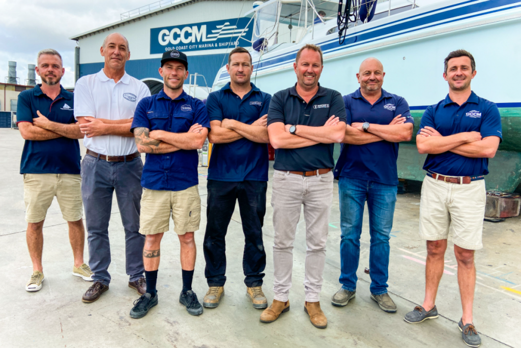 Stellar marine talent pool set to expand at GCCM