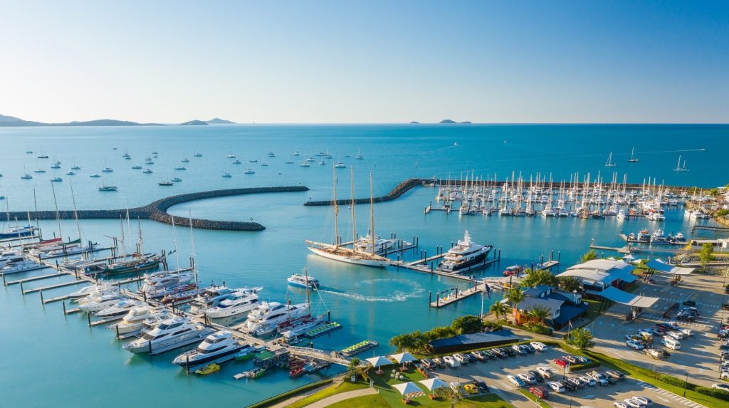 Australian marinas shine on world superyacht stage