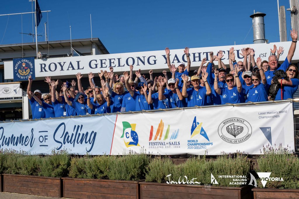 Royal Geelong named Yacht Club of the Year