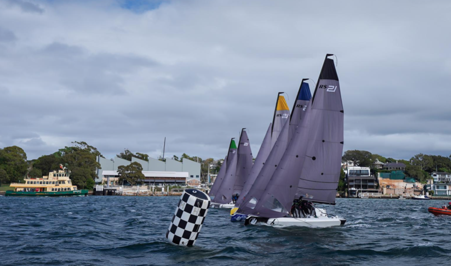 New look SAILING Champions League