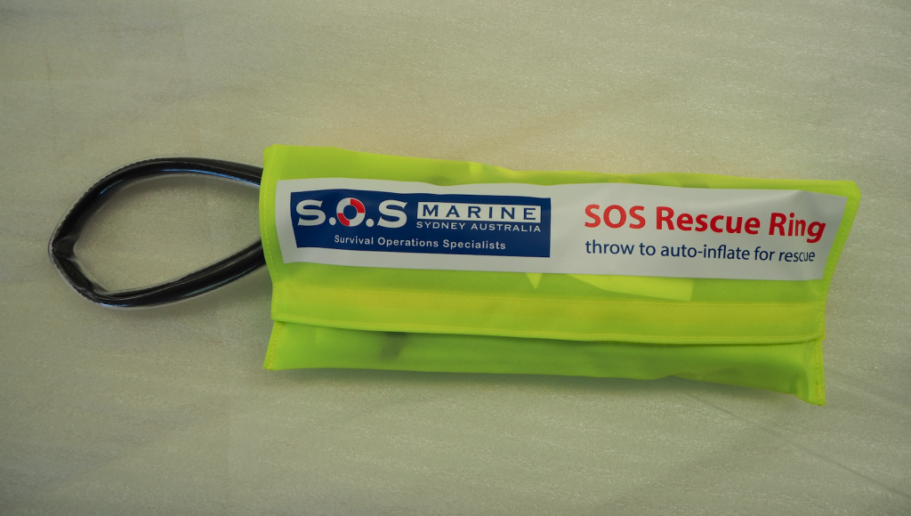 New SOS Rescue Ring