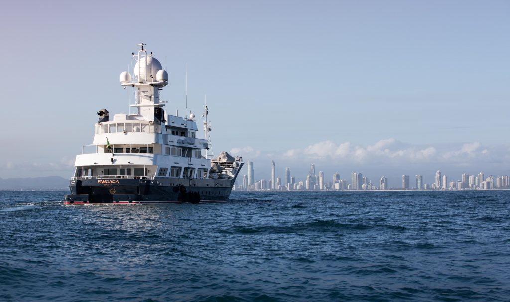Gold Coast puts out superyacht welcome mat