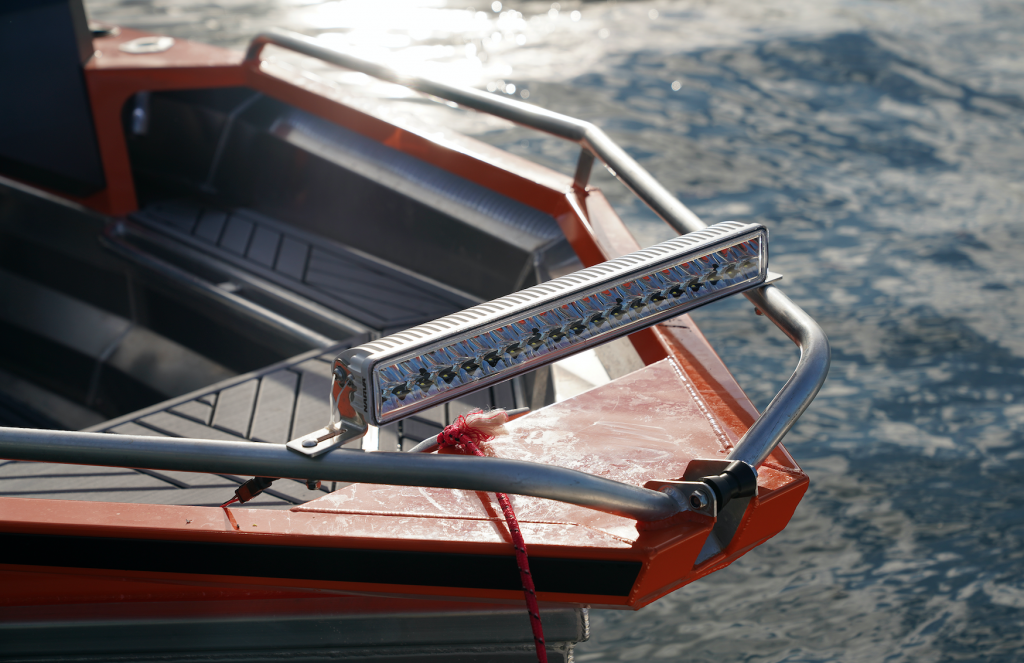 New marine light bar range from Narva