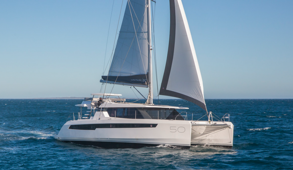 Exclusive bareboat vessel coming to Whitsundays