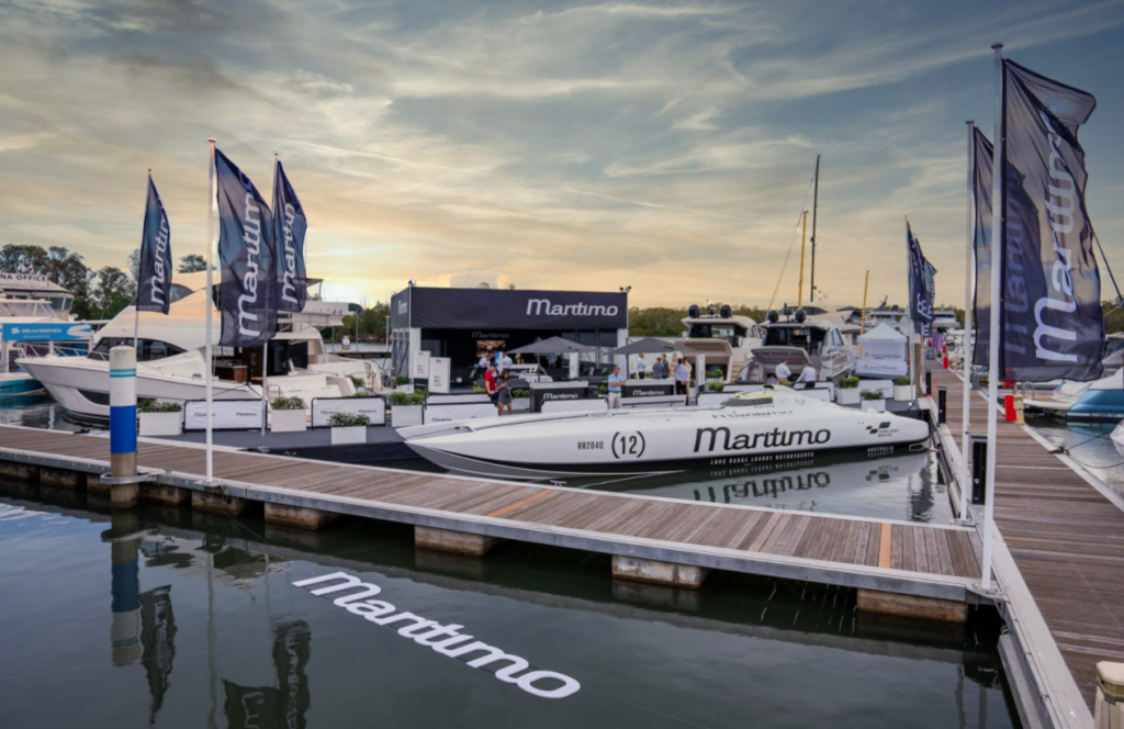 Sanctuary Cove Boating Festival major success for Maritimo