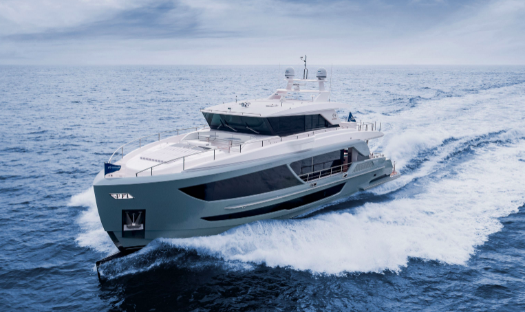 New Horizon FD87 Skyline has Launched
