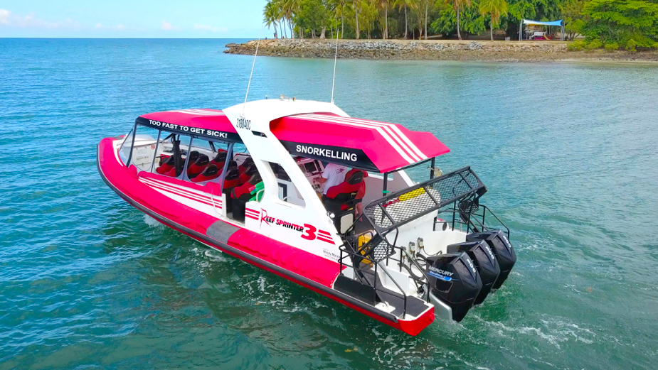 SeaPro a winner for Reef Sprinter