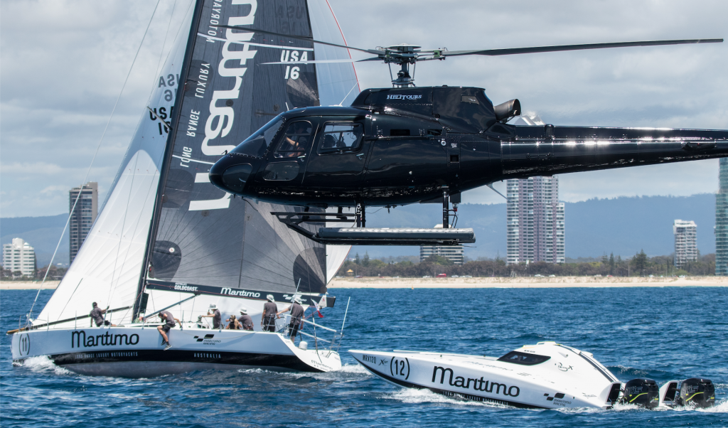 Maritimo set to compete in Rolex Sydney Hobart race