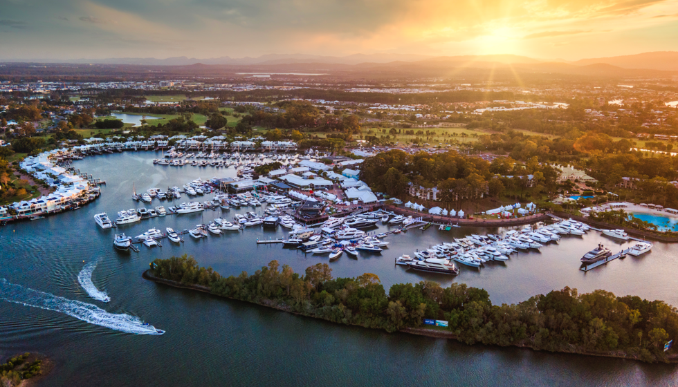 2021 Santcuary Cove International Boat Show launched
