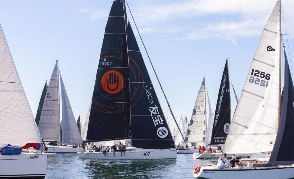 178th Melbourne to Geelong Passage Race maintains tradition