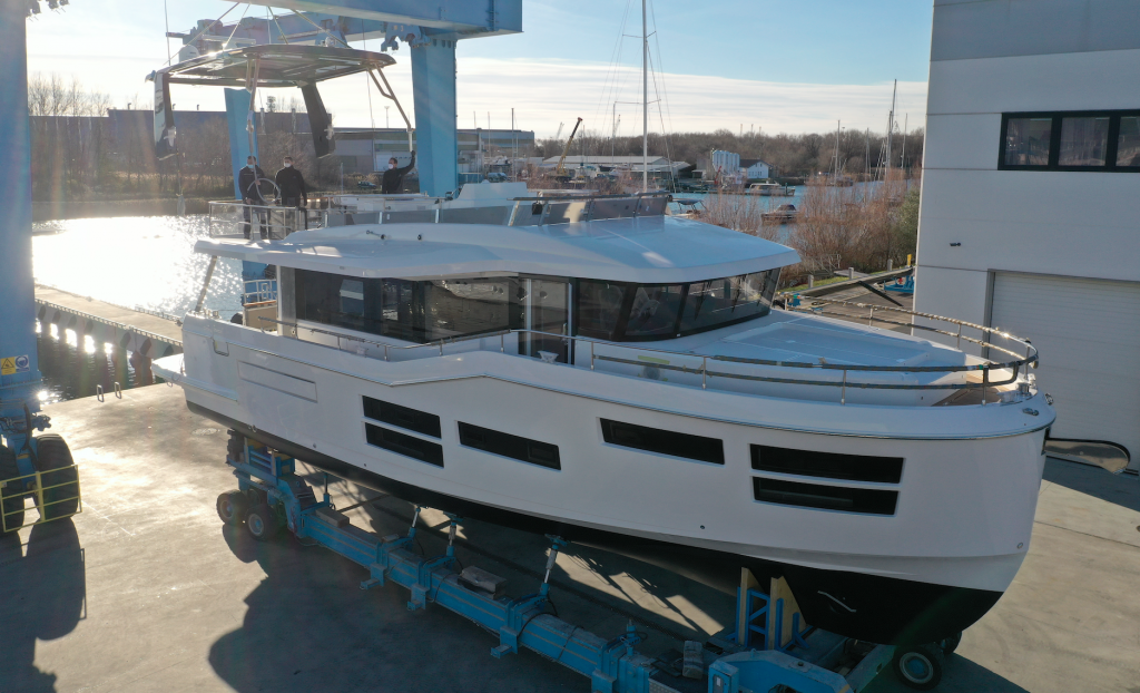 Beneteau Grand Trawler planned Asia Pacific arrival
